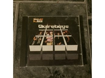 QUIREBOYS - MASTERS OF ROCK. (CD)
