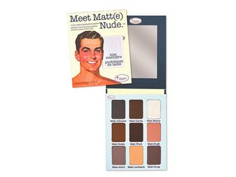 The Balm Meet Matt (e) Nude Eyeshadow Palette