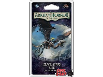 Arkham Horror the Card Game Black Stars Rise Mythos Pack