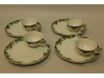 Vintage LEFTON CHINA  typ  julmotiv