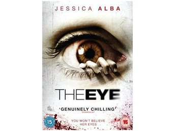 The Eye - Jessica Alba - Rental DVD