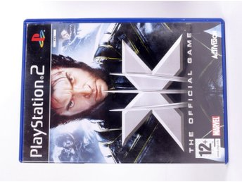 X-Men: The Official Game - PS2 - PAL (EU)