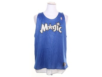 Basketlinne, NBA Magic, Strl: XL, Blå