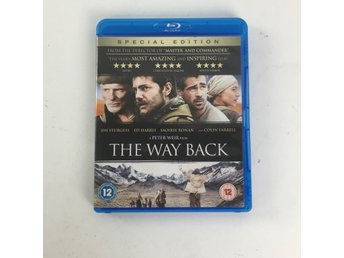 Blu-ray Film, The Way Back