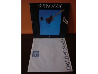 David Spinozza: Spinozza. 1978 EU Lp. Jazz-Rock/Jazz-Funk/Fusion/Latin