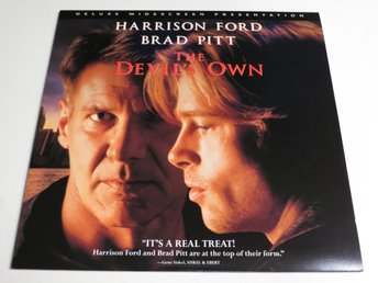 THE DEVIL'S OWN (Laserdisc) Harrison Ford
