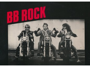 B B Rock - Make it move!  LP