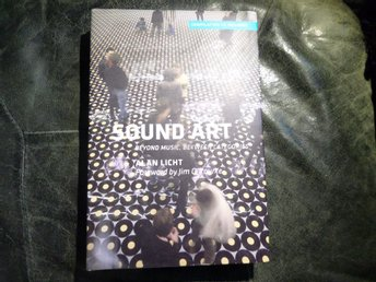 SOUND ART BOK + CD  ALAN LICHT - JOHN CAGE BRIAN ENO STOCKHAUSEN DAVID TUDOR