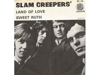 Slam Creepers´ Land of love - Sweet Ruth