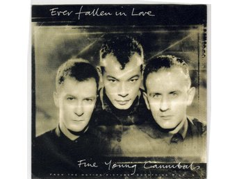 "Fine Young Cannibals - Ever Fallen In Love - 7"" - 1986"