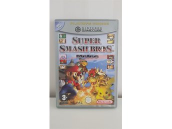Super Smash Bros Melee - Gamecube - swd