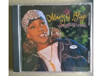 "MARY J BLIGE ""what's the 411 remix"""