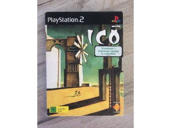 ICO PS2 - Limited edition, komplett