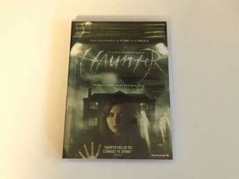 Haunter (DVD Film) skräck - horror - thriller - 2013