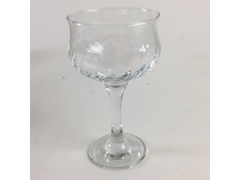 Dricksglas, Transparent