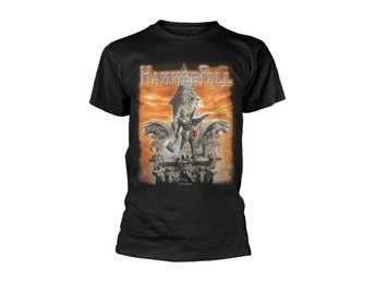 Hammerfall Built To Last  T-Shirt Medium