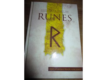 Runor, A little book about th Runes, på engelska