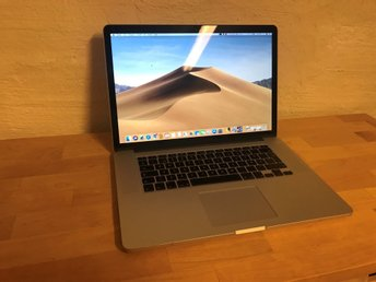 "Apple MacBook Pro Retina 15"" Mid 2012"