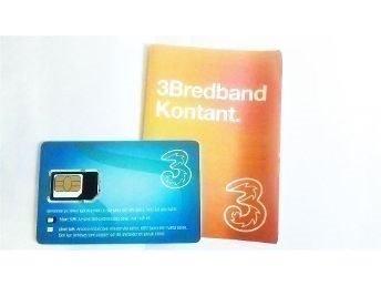 mobil bredband kontant