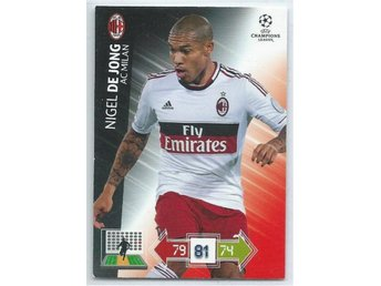 NIGEL DE JONG - MILAN - CHAMPIONS LEAGUE 2012-2013