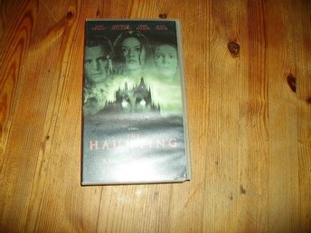 THE HAUNTING  VHS FILM SVENSK TEXT