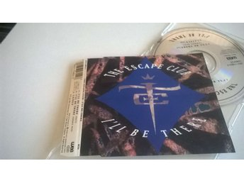 The Escape Club - I'll Be There, CD, Single