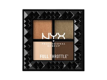 NYX PROF. MAKEUP Full Throttle Shadow Palette - Easy on Eyes