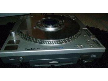 Technics cd spelare proffs-maskin med massor av finneser - Bodafors - Technics cd spelare proffs-maskin med massor av finneser - Bodafors
