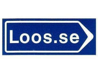 Husvagns /bildekal klistermärke Loos - Los - Husvagns /bildekal klistermärke Loos - Los