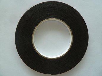 10m Dubbelhäftande Dubbelsidig Tejp - Skumtejp - svart - 10m x 10mm x 1mm - Västervik - 10m Dubbelhäftande Dubbelsidig Tejp - Skumtejp - svart - 10m x 10mm x 1mm - Västervik