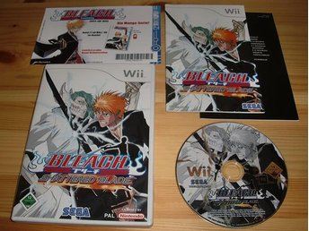 Wii: Bleach Shattered Blade