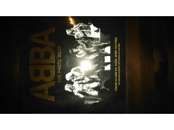 Abba Photo book