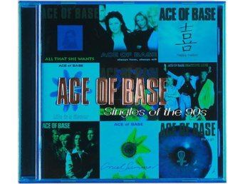 Ace Of Base - Singles Of The 90s (Blue Case)