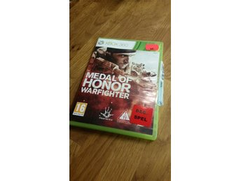 MEDAL OF HONOR WARFIGHTER XBOX 360 BEG
