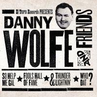 Vinyl EP DANNY WOLFE AND FRIENDS