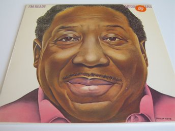 MUDDY WATERS - I´M READY - LP