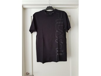 Fila t-shirt 'Black line'