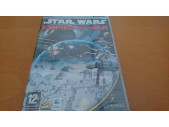 Star wars empire at war - MAC - Inplastat