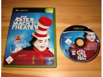 Xbox: Cat in the Hat