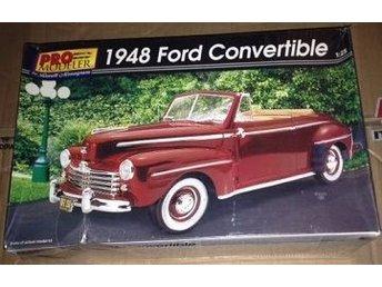 1948 Ford Convertible - Höganäs - 1948 Ford Convertible - Höganäs