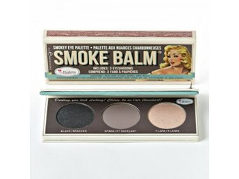 The Balm Smoke Balm 1 Eye Palette