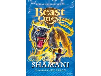 Shamani - Flammande Faran (Bok) - Nossebro - Pris: 99 krOBS! Detta objekt skickas inom 3-6 vardagar.BESKRIVNING:Malvel kräver hämnd! Hans onda krafter har förvandlat själarna från Avantiens tidigare hjältar till ondskefulla bestar. Vi står inför ett krig, säger den gode trollkarl - Nossebro