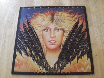 Judie Tzuke - I Am The Phoenix (Orginalinner)  [ EX ]