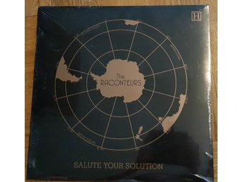 RACONTEURS - Salute Your Solution - Inplastad (Jack White)