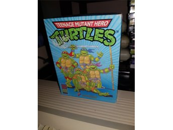 TEENAGE MUTANTS HERO TURTLES till Commodore 64