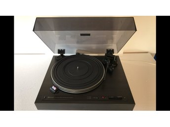 Vinylspelare Sherwood model no.pm .1270 belt drive stereo turntable
