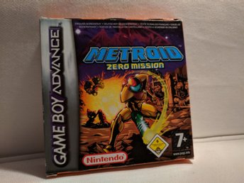 Metroid: Zero Mission GAMEBOY ADVANCED