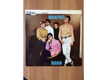 MANFRED MANN Same HIS MASTERS VOICE SWE-66