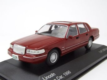 Lincoln Town Car  1996(1:43)whitebox