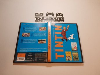 The Adventures of Tintin 3 DVD